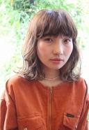 秋のトレンドスタイル ニュアンス外ハネボブ | 美容室 茨城 古河 | TAKUMI GROUP タクミ グループ