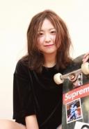 スケボー女子 | 美容室 茨城 古河 | TAKUMI GROUP タクミ グループ