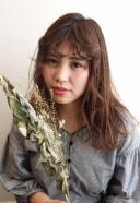 シークレットハイライトをたっぷり入れたベージュカラー | 美容室 茨城 古河 | TAKUMI GROUP タクミ グループ