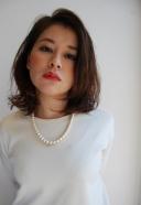 暗髪 セミウエット   | 美容室 茨城 古河 | TAKUMI GROUP タクミ グループ