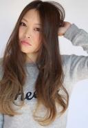 春のロングスタイル | 美容室 茨城 古河 | TAKUMI GROUP タクミ グループ