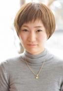 前髪短いショート | 美容室 茨城 古河 | TAKUMI GROUP タクミ グループ