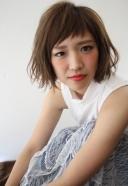 小顔になる夏の70'sフラッフィ―アッシュ | 美容室 茨城 古河 | TAKUMI GROUP タクミ グループ