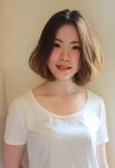 ちょっぴり大人ボブスタイル | 美容室 茨城 古河 | TAKUMI GROUP タクミ グループ