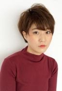 人気のカーキカラーショート | 美容室 茨城 古河 | TAKUMI GROUP タクミ グループ