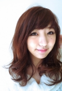ヌケ感のあるヘアで創る秋色ショコラの大人女子 | 美容室 茨城 古河 | TAKUMI GROUP タクミ グループ