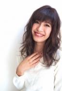 抜け感のあるヘアで創る秋色ショコラの大人女子 | 美容室 茨城 古河 | TAKUMI GROUP タクミ グループ