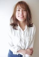 透け感のあるスノーアッシュカラー | 美容室 茨城 古河 | TAKUMI GROUP タクミ グループ