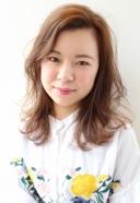 ソフトピンクベージュガール | 美容室 茨城 古河 | TAKUMI GROUP タクミ グループ